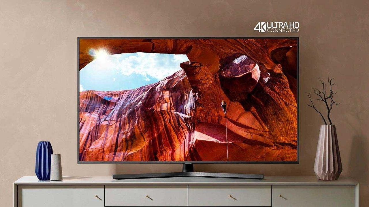 Samsung 65ru7400 Una Propuesta Por Encima De La Gama Media Uhd Tv Smart Tv Samsung