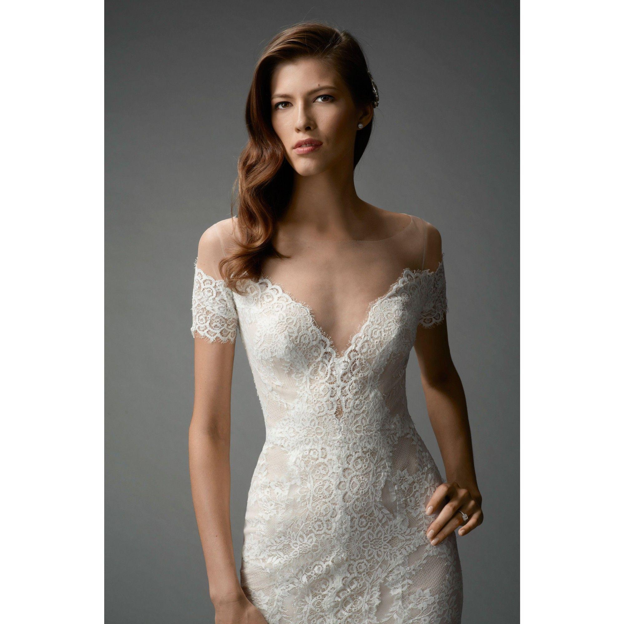 Watters Bridal Mila|Watters Wedding dress Mila|tampabridalshops.com ...