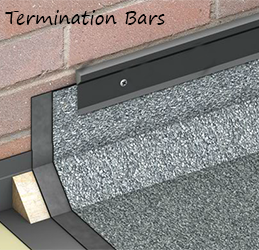 Roofing Termination Bars House Roof Design Flat Roof Roof Edge