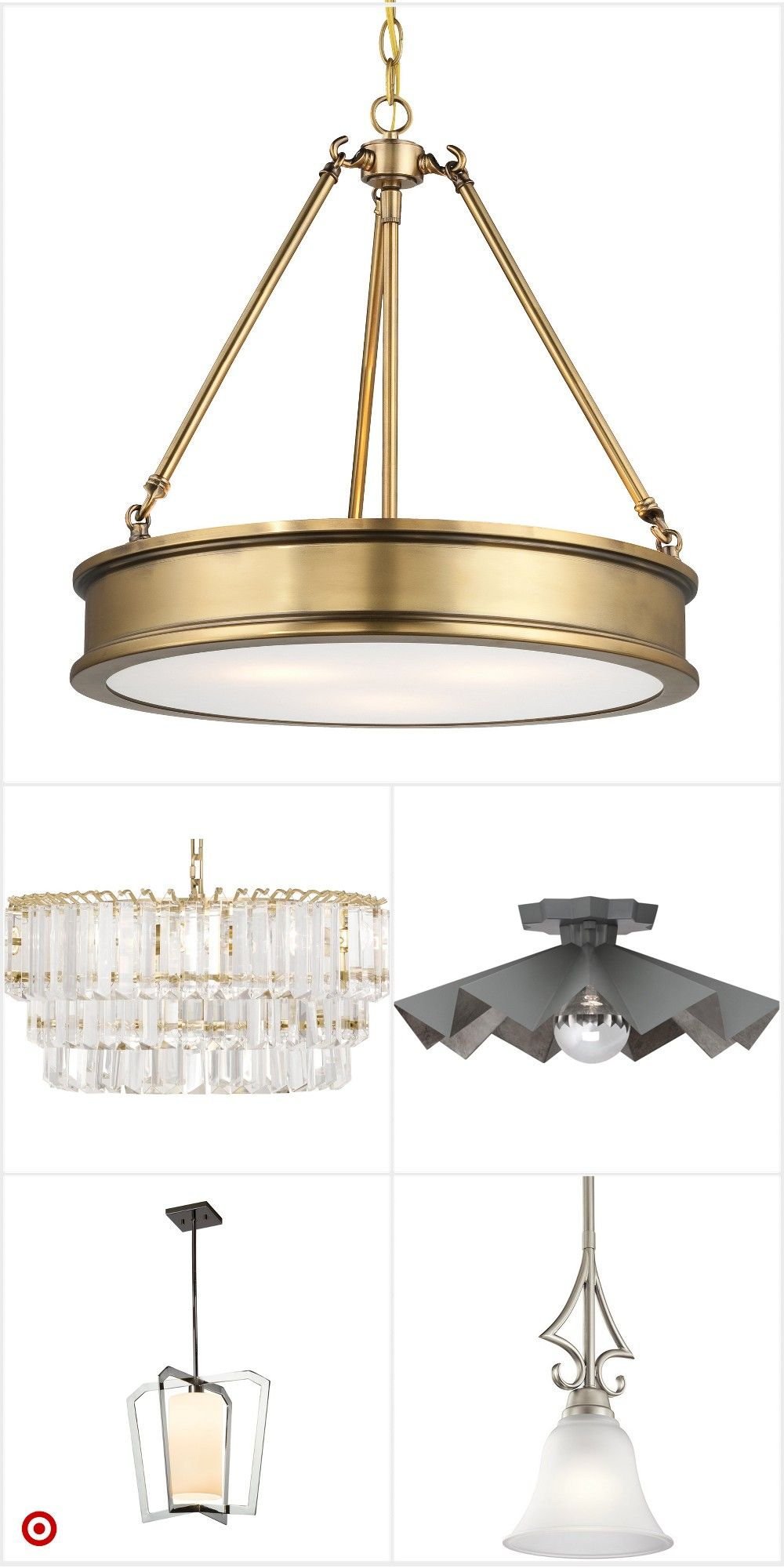 Shop Target for ceiling lights you will love at great low prices