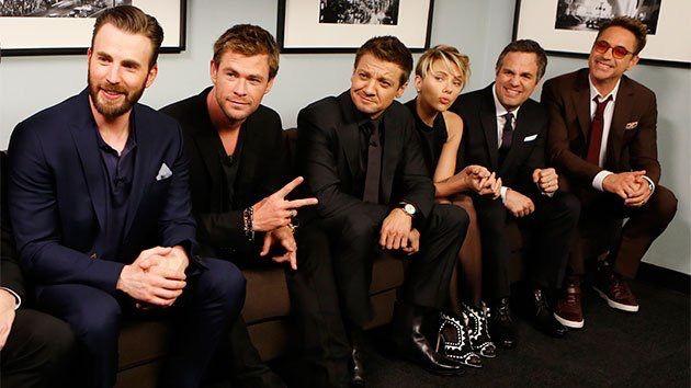 Pretty girl, hot dudes | Avengers actors, Marvel, Avengers