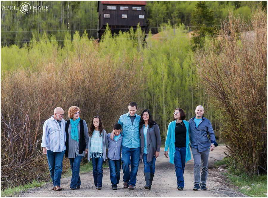 Breckenridge Family Photographer Country boys