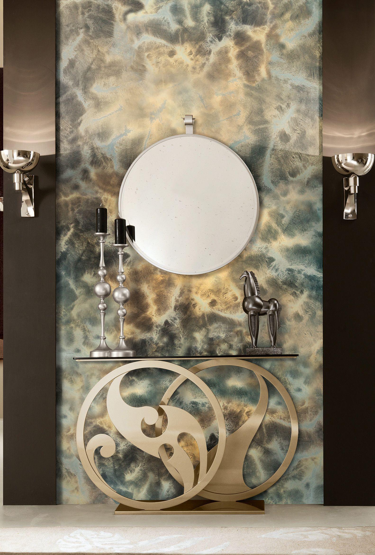 Gold wall decorated with valpaint mavericks mavericks valpaint decor wall decor e gold walls - Arredo bagno pozzuoli ...