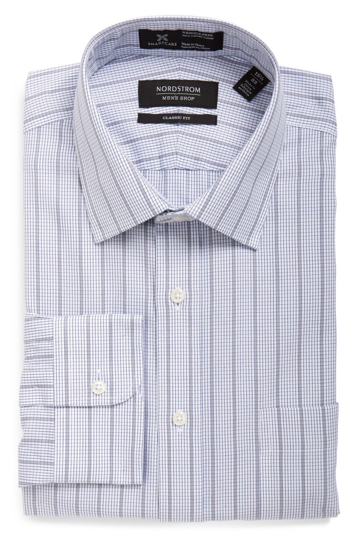 Nordstrom Smartcare Mens Dress Shirts
