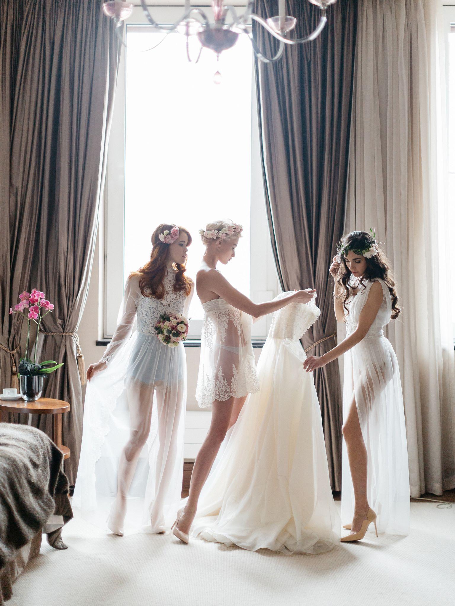 Herd Of Brides   Wedding Unveils - Funny Wedding Photos