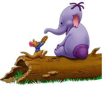 Lumpy The Heffalump Winnie The Pooh Friends Pooh Bear