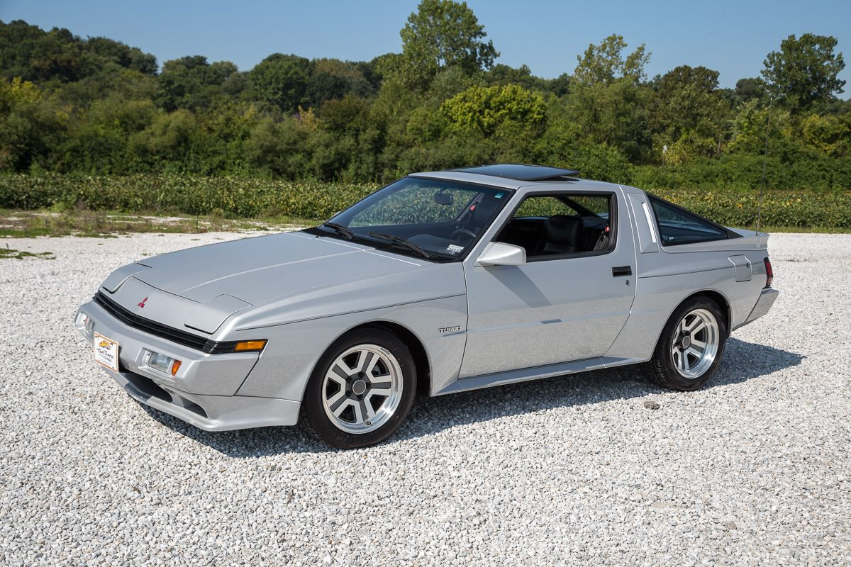 Mitsubishi Starion - Always wanted to buy one of these | Cars and ...