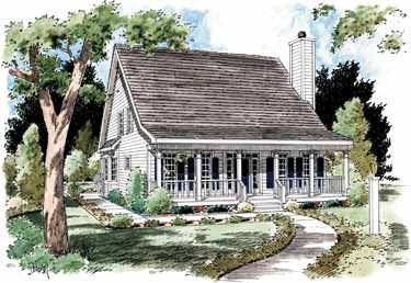 Creole Hot Creole Cottage Country Style House Plans Cottage House Plans