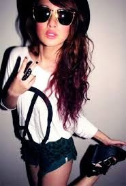 Hipster My Style  My Love  My Fashion