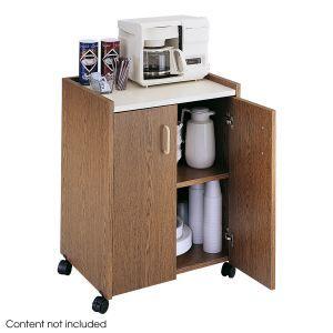 Mobile Refreshment Center, Medium Oak-MO | #mobile #refreshment ...