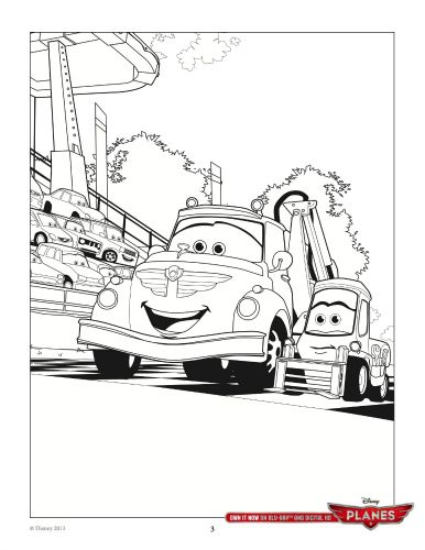 Disney Planes Coloring Page | Education | Pinterest | Disney planes ...