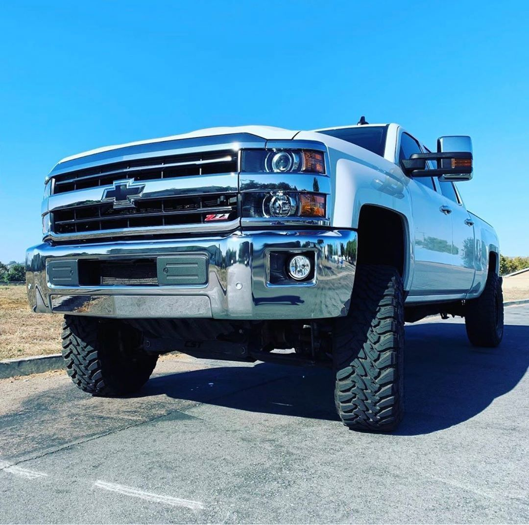 Pin Pa 2015 Chevy Silverado 2500hd Truck