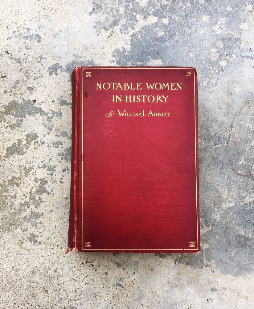 Women S History Antique Book Suffragettes 1913 Rare Vintage Book With Images Women In History Vintage Antique Books