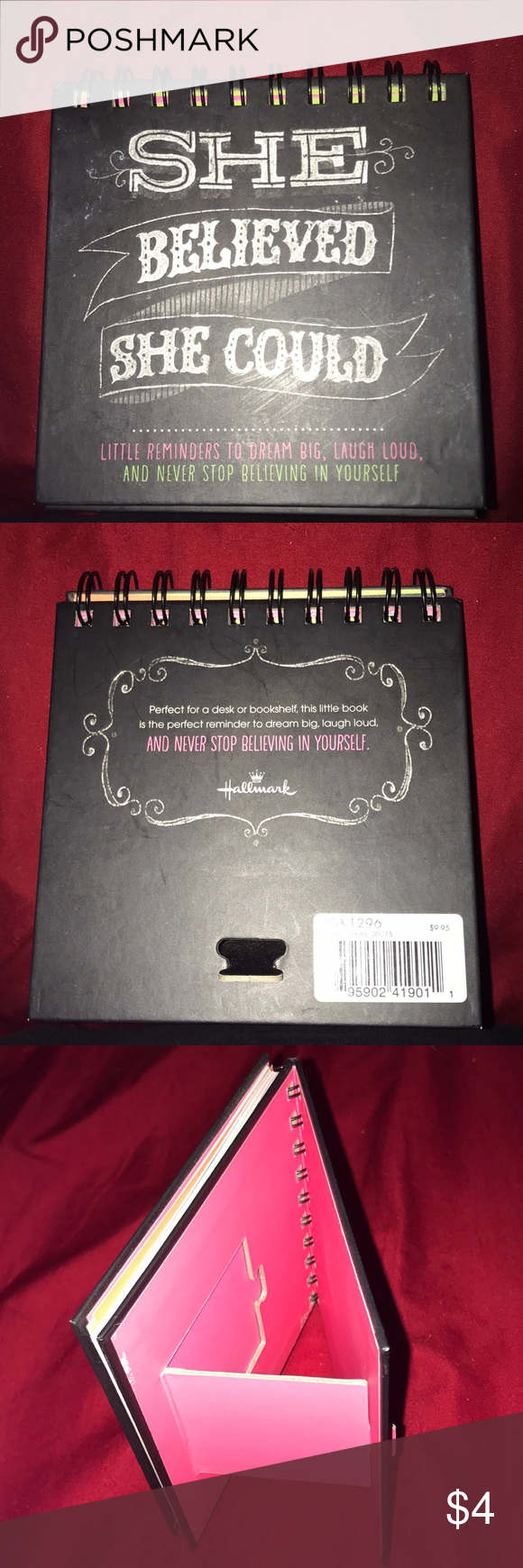 Hallmark Inspiration Flipbook Dream Book Flip Book Dream Book Books