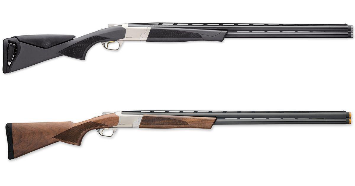 Browning Cynergy CX Over and Under Shotguns | Guns