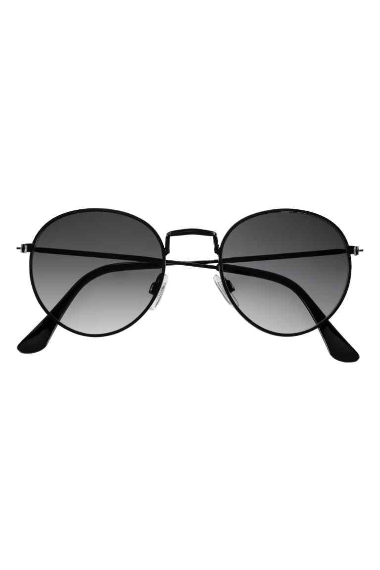 Óculos de sol  H M LOVES COACHELLA Óculos de sol com armação de metal e lentes  coloridas. Proteção UV. 0fc9434778