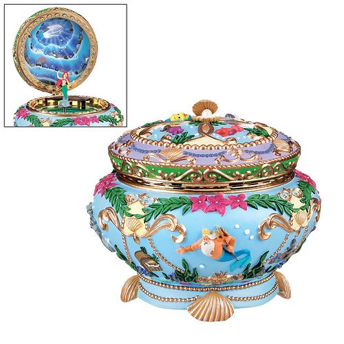 Disney Princess Music Box Reconstructions Princess disney Music