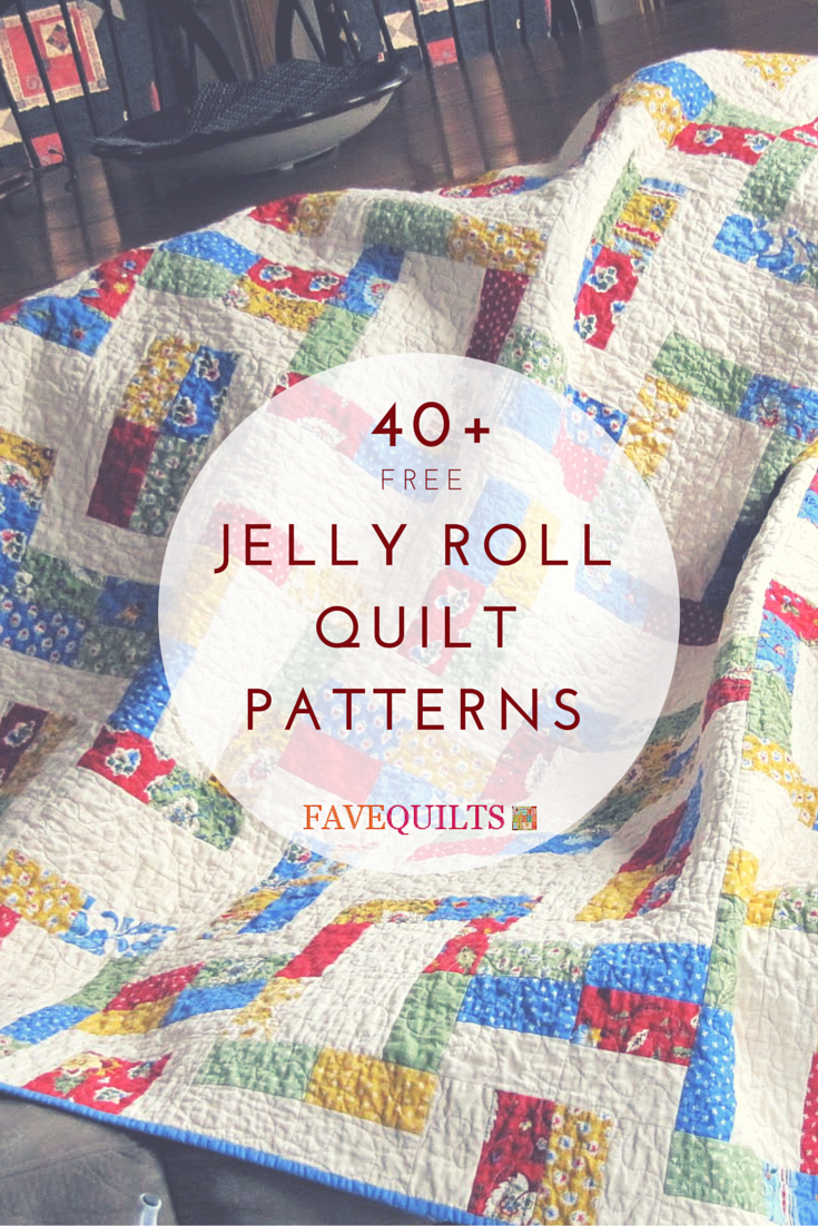 jelly roll quilt patterns 45 Free Jelly Roll Quilt Patterns | Jelly Roll Quilt Patterns  jelly roll quilt patterns