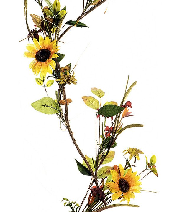 Look at this Sunflower Garland on #zulily today!