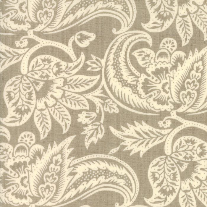 Moda Fabric French General Madame Rouge 13771-14...Sold in continuous cut 1/2 yard increments by TheQuiltingCloset on Etsy