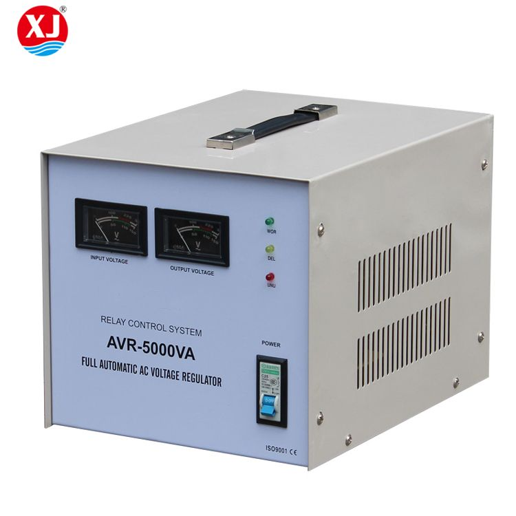 Avr Single Phase Price Of 5kva Voltage Stabilizer For Home Voltage Regulator Regulators Electricity