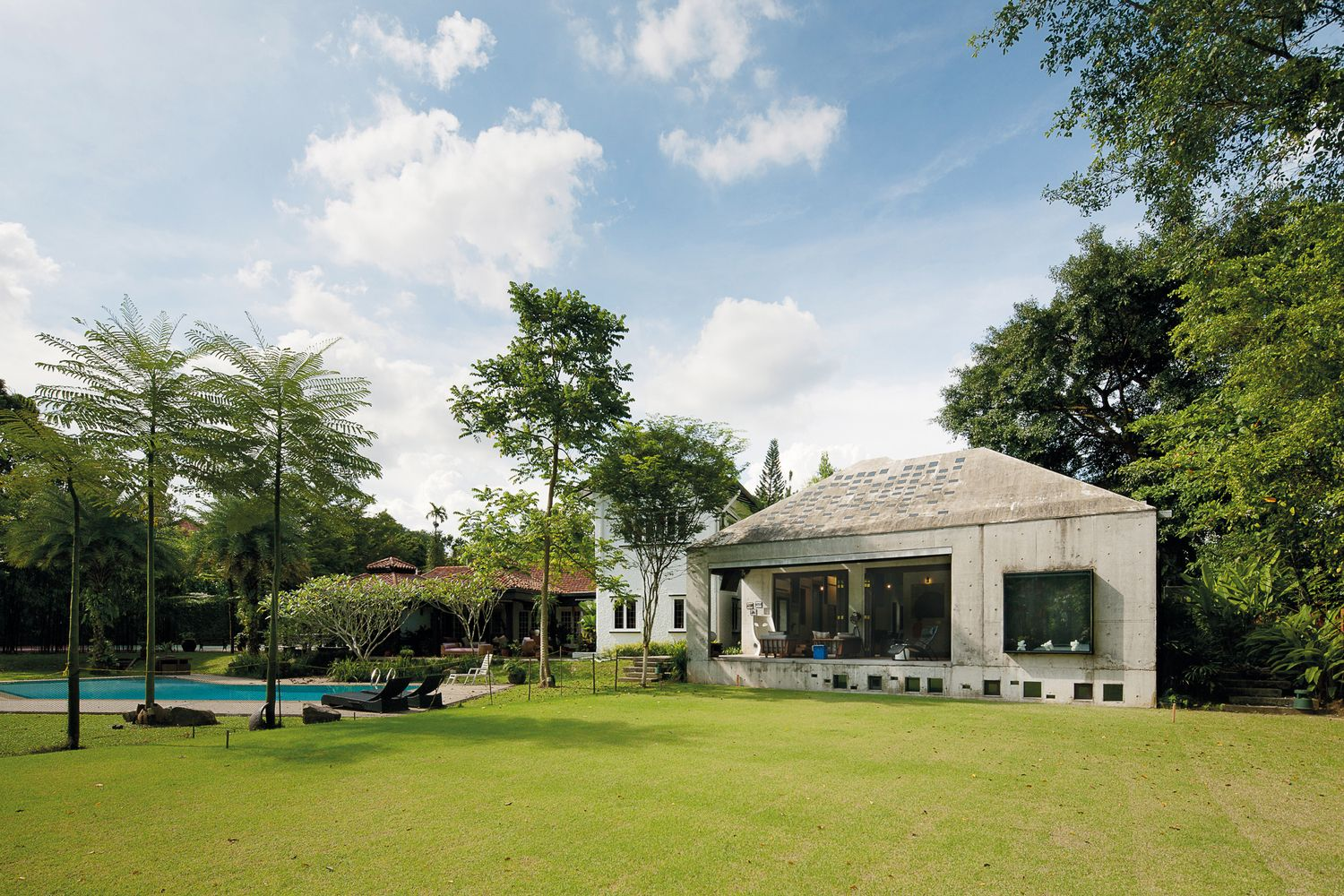 Gallery - 3 Leedon Park / ipli architects - 2