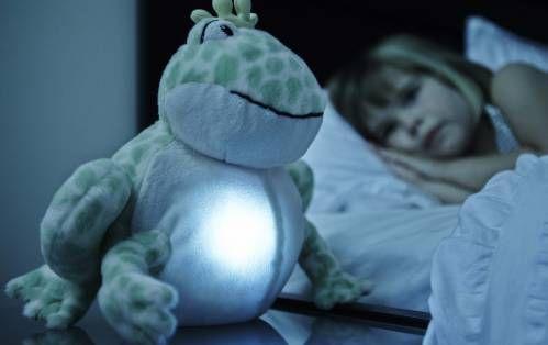 Twinkling Firefly Frog Musical Nightlight Boys Aged 4