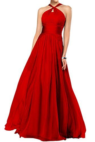 Rote lange kleider amazon
