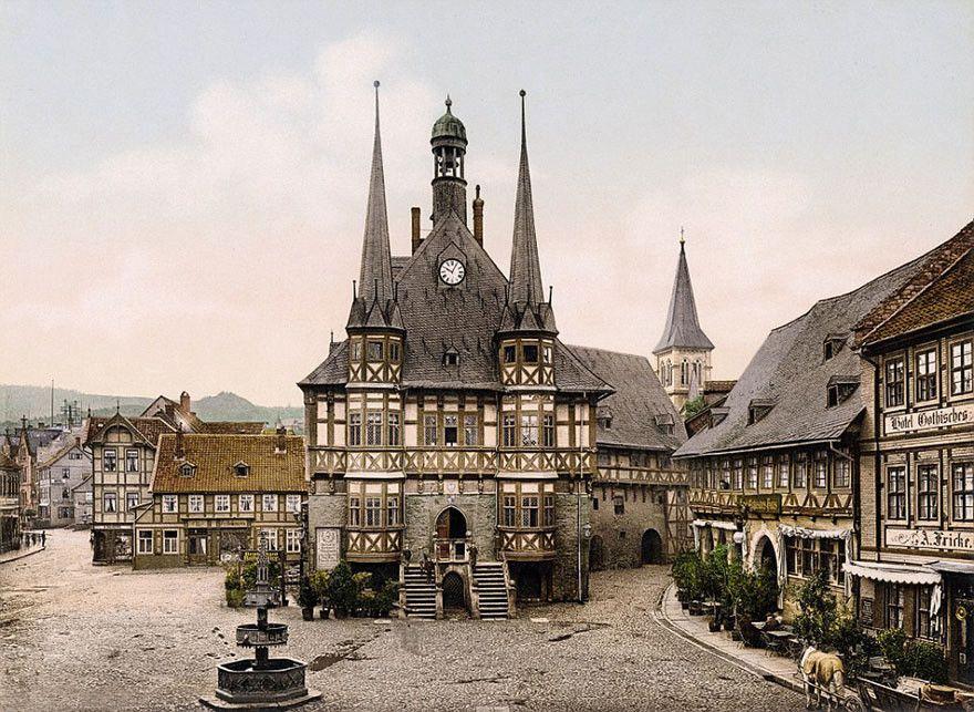 Alemania antes de la Guerra