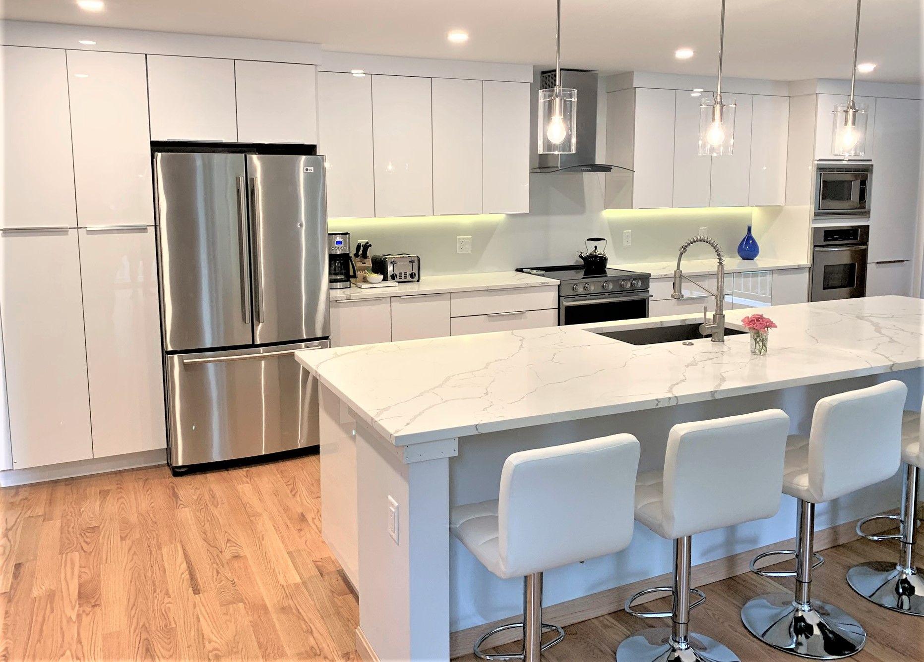 Contemporary Kitchen Redesign Contemporary Kitchen Kitchen Redesign Kitchen And Bath Design