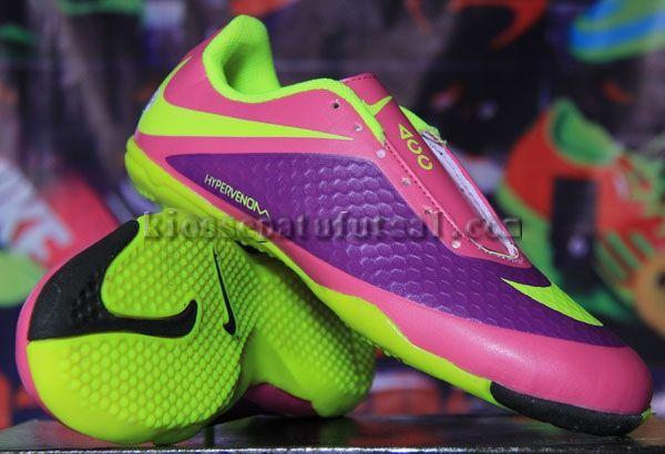 Nike Hypervenom Pink Ungu Kw Super Sol Ori Harga 200 000 Kode