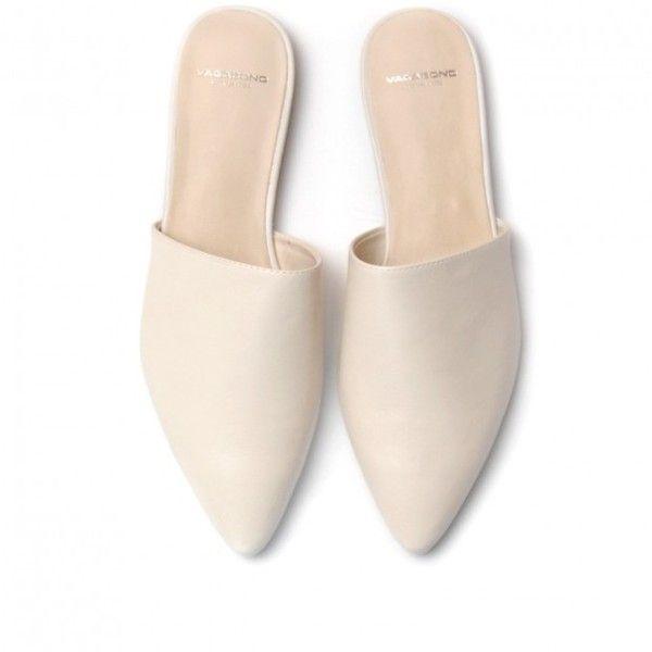 Mules shoes flat, Mules shoes, Flat