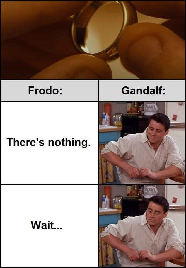 Photo of Lord Of The Rings Memes For Anyone Who Would Rather Be In Middle-Earth