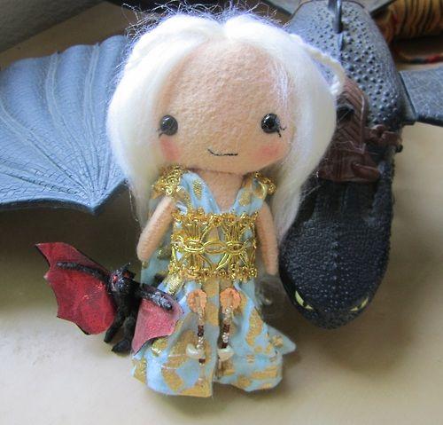 Daenerys Game of Thrones Quarth Dress