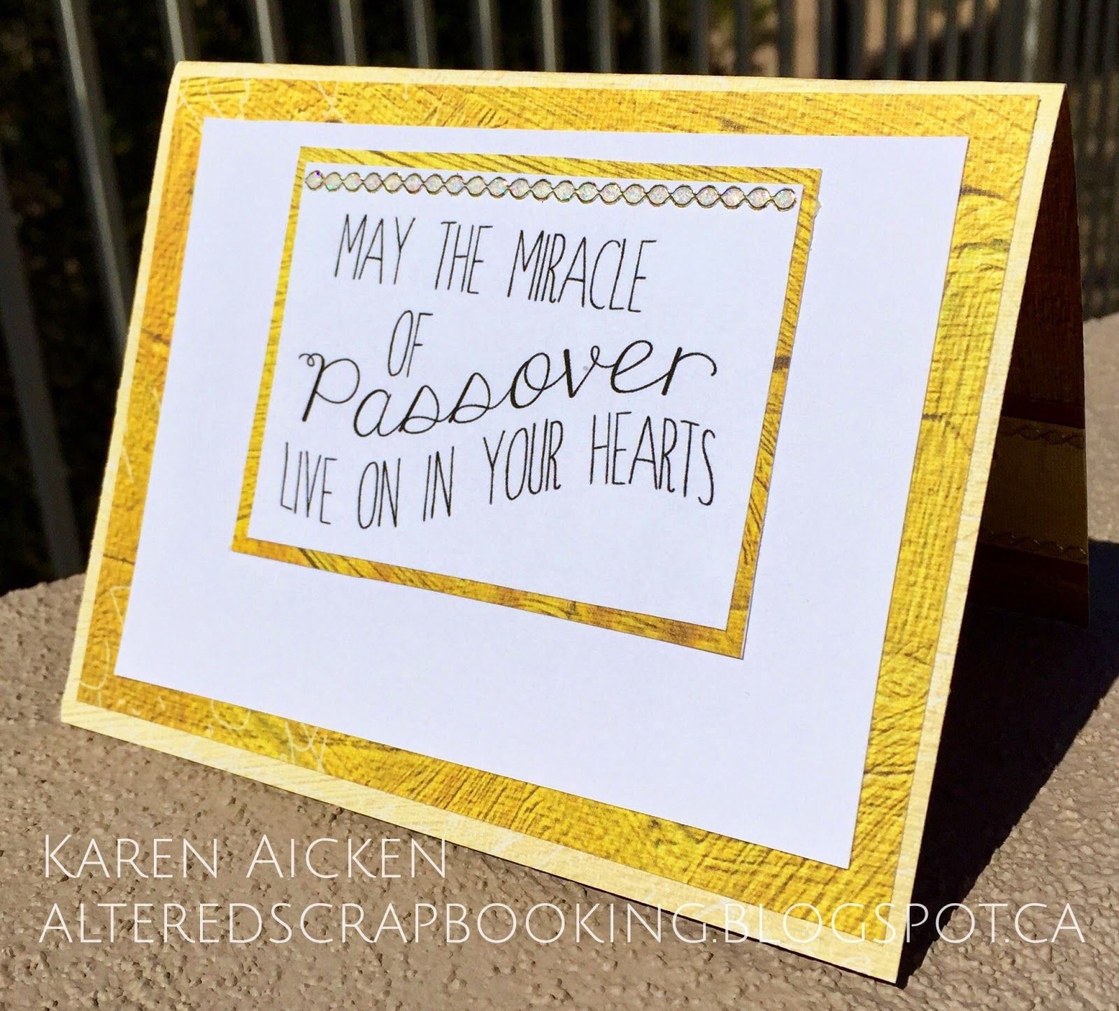 Passover Card Cards Pinterest Cards