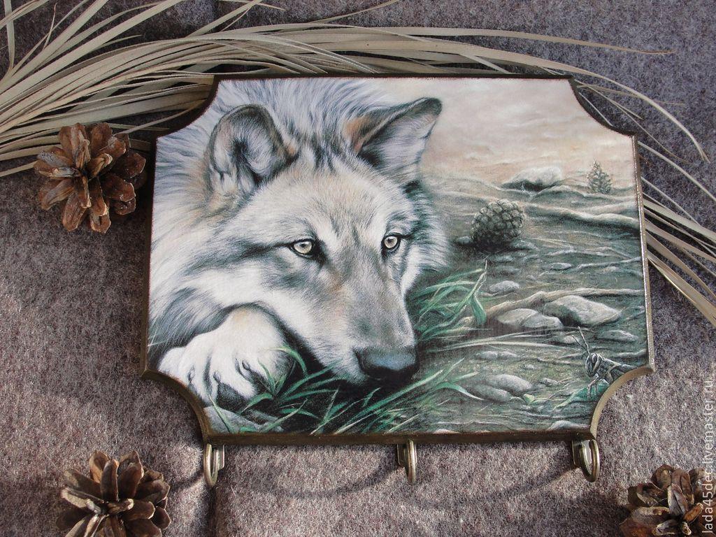 Мужские картинки для декупажа сибирские волки