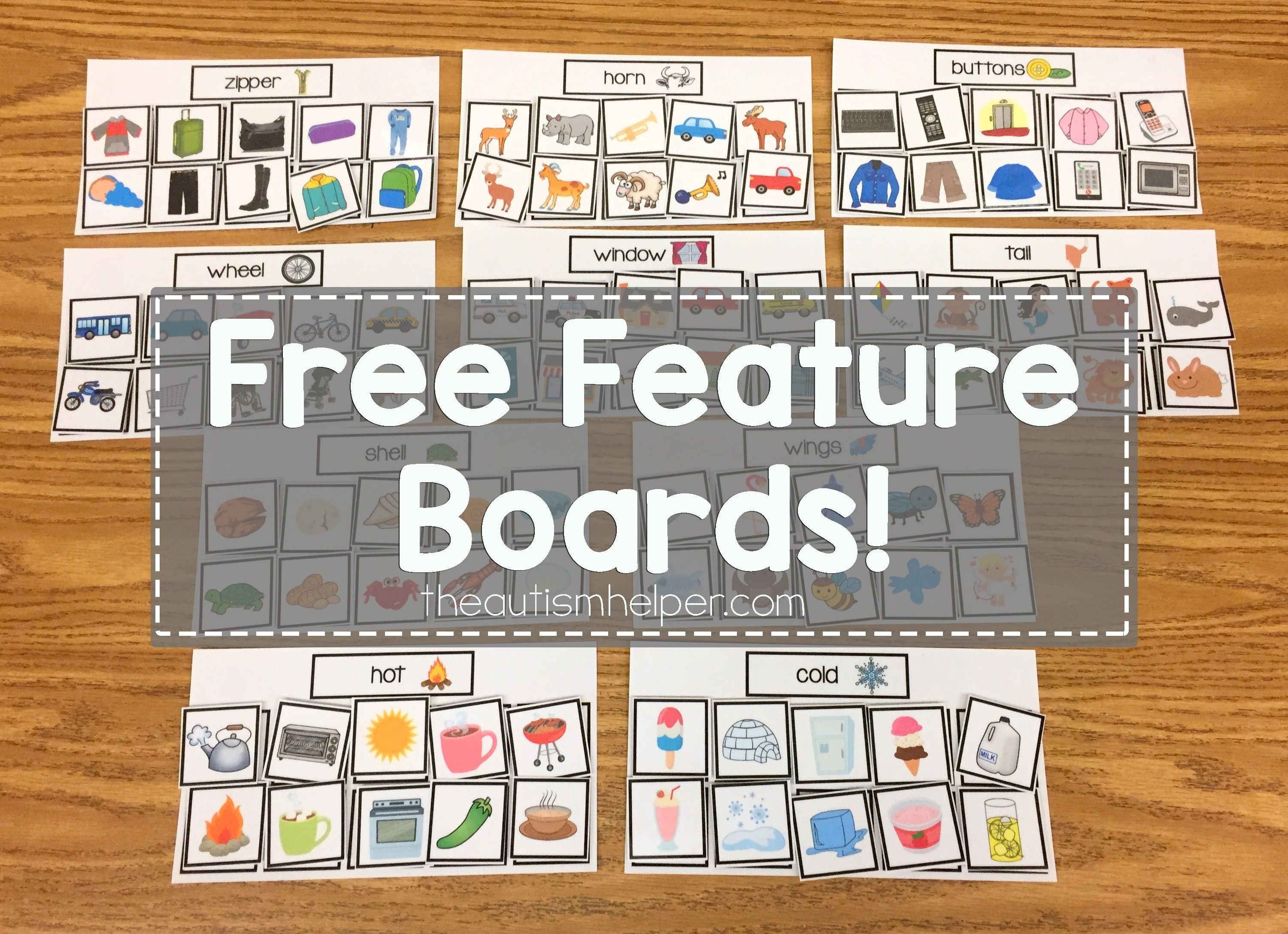 Free Feature Boards