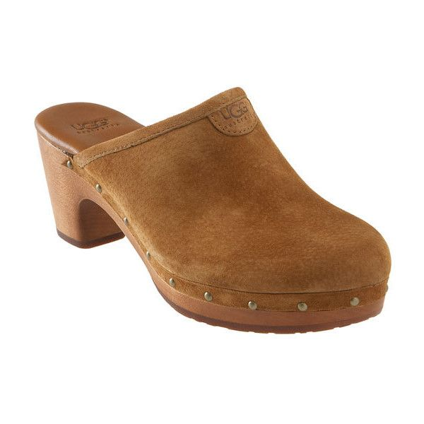 100% guaranteed best for sale UGG Australia Suede Abbie Clogs authentic online top quality cheap price buy cheap find great AOXX4Ec01g