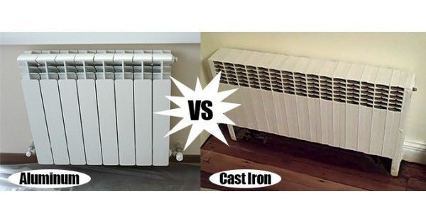 Central Heating Radiators Aluminum Vs Cast Ironin The Case Of Cast Iron Radiators Versus Aluminu Central Heating Radiators Central Heating Cast Iron Radiators