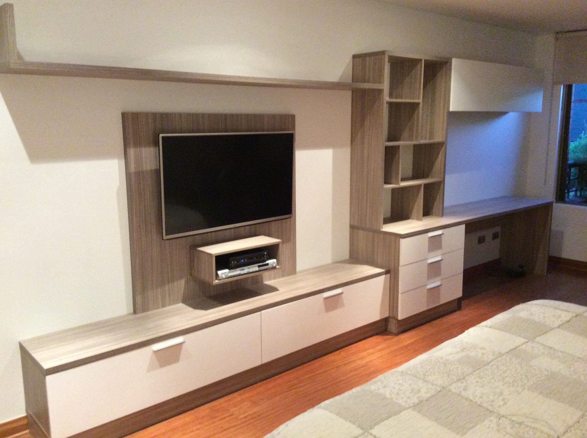 Mueble tv dormitorio muebles d m furniture home decor - Muebles tv valencia ...