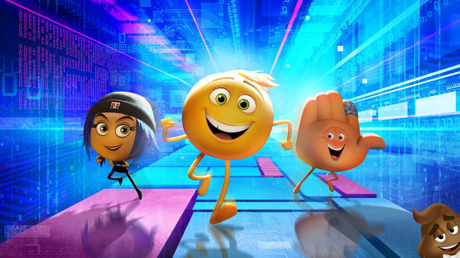 The Emoji Movie 2017 Putlocker Film Complet Streaming The Emoji Movie Tar Dig Med Till En Hemlig Varld Inuti Din Smartphon Emoji Movie Movie Teaser Emoji