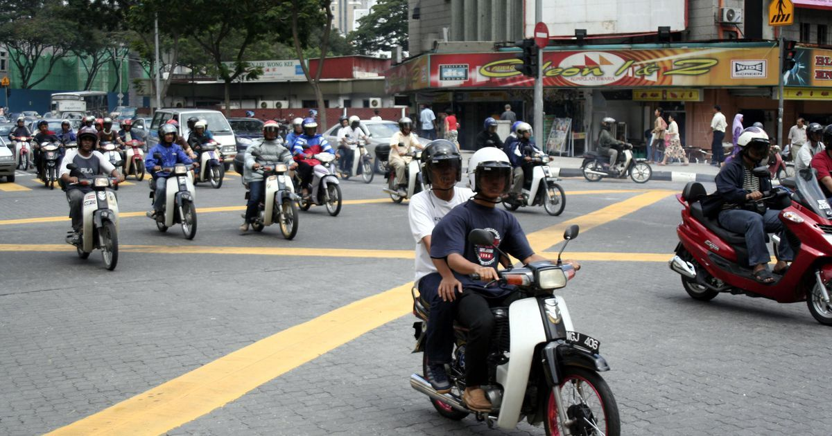 #World #News  Malaysia says it'll seize motorcycles being operated as ride-sharing…  #StopRussianAggression #lbloggers @thebloggerspost