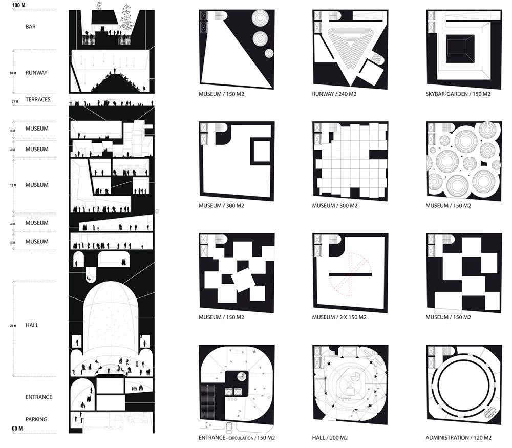 N architektur tokyo mus e de la mode np2f diagramas - Architektur tokyo ...