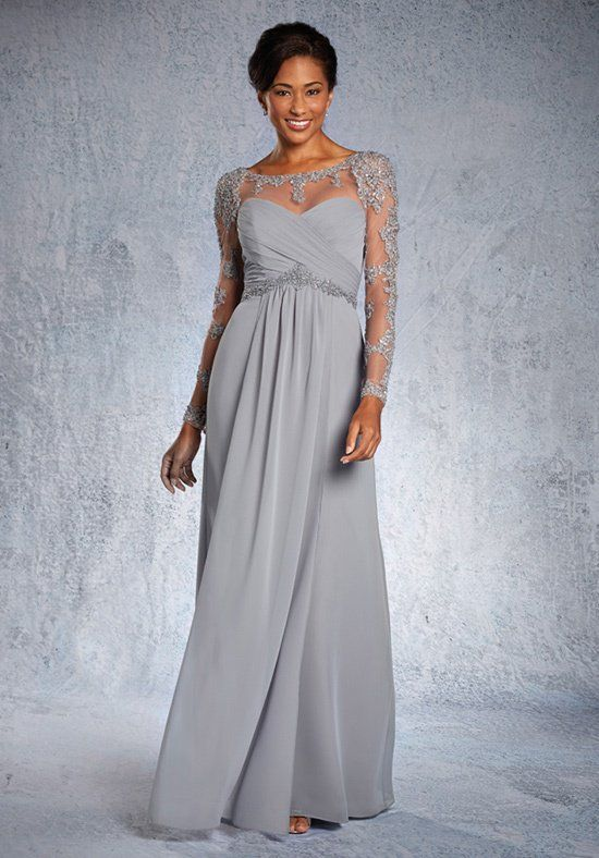 Alfred Angelo Special Occasion 9030 Mother Of The Bride Dress Knot