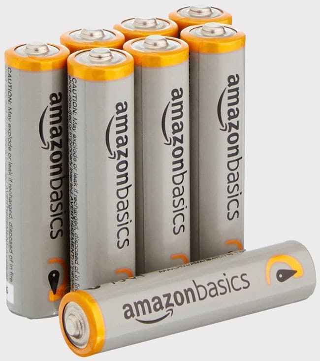 40 Products On Amazon Our Readers Are Loving Right Now Alkaline Battery Rechargeable Batteries Battery Sizes