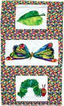 Very Hungry Caterpillar Fabric Panel