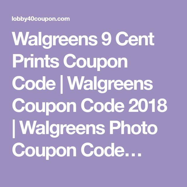50 Off Walgreens Photo Promo Code April 2020 Walgreens Walgreens Photo Walgreens Couponing