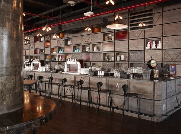 Creneau international cargo lounge dining concept for International decor uae