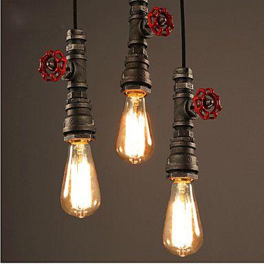 40W-60W Riipus valot , Moderni / Traditionaalinen/klassinen / Rustiikki / Vintage / Retro / Lantern / Maalaistyyliset Maalaus Ominaisuus 4778958 2017 – hintaan €52.91