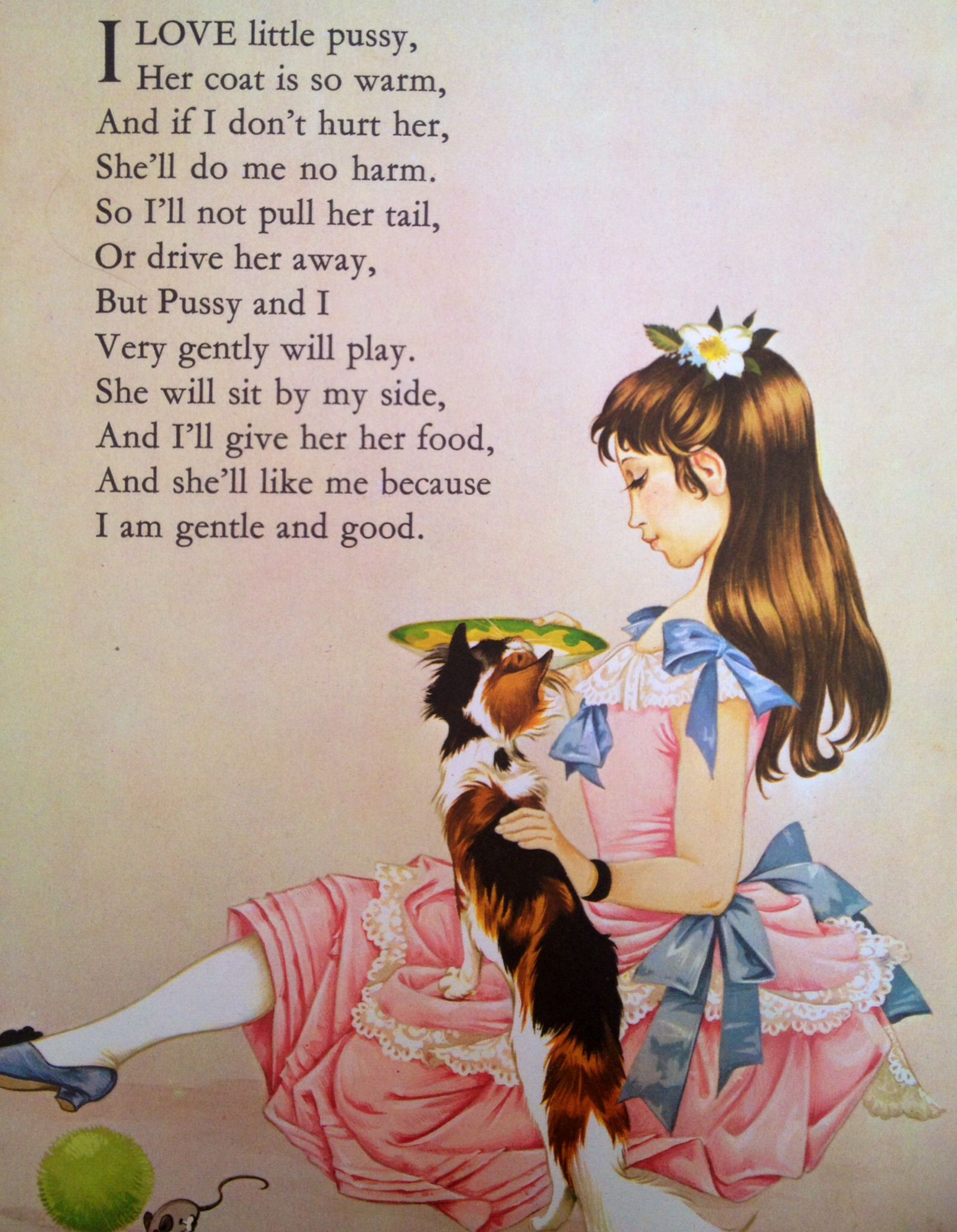 From Dean S Treasury Nursery Rhymes By Twins Janet And Grahame